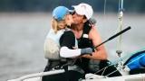 Miłość pod żaglami. Żeglarz z Torunia oświadczył się wybrance na łodzi w czasie regat. Zobaczcie zdjęcia!