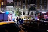 Poznań: Pożar na Wildzie, nie żyje jedna osoba [ZDJĘCIA]