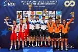Polscy młodzieżowcy z kolarzem ALKS Stali Grudziądz w składzie zdobyli srebro w Belgii