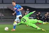 Wystarczyło 10 minut - Arkadiusz Milik strzelił gola dla Napoli w meczu z Red Bullem Salzburg