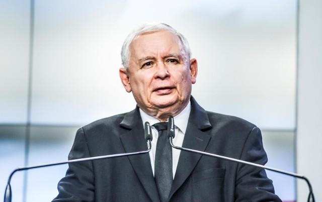 Jarosław Kaczyński broni Łukasza Szumowskiego: Ataki to część kampanii wyborczej