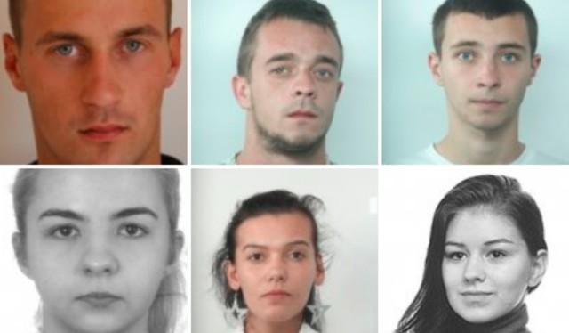 Małopolska policja poszukuje kilkudziesięciu osób, które nie przekroczyły jeszcze wieku 30 lat. Zobacz zdjęcia poszukiwanych i pomóż policji w poszukiwaniach. Znasz ich? Daj znać policji!
