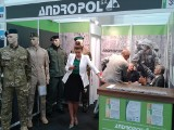 Wojskowa oferta Andropolu na targach w Łodzi