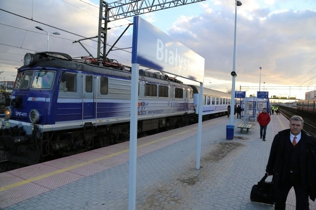 Dzisiaj z Lublina do Białegostoku nie ma bezpośrednich połączeń kolejowych