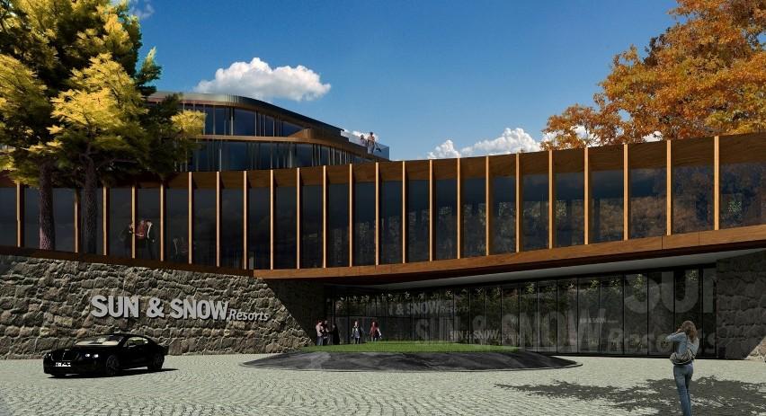 Budowa hotelu rozpocznie się w tym roku, zakończenie za dwa lata