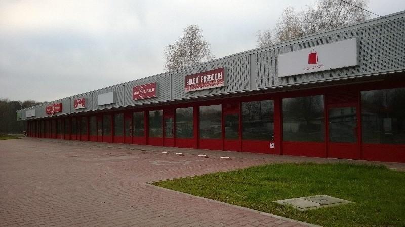 Pierwszy w Łodzi pasaż sieci Czerwona Torebka jest już prawie gotowy.