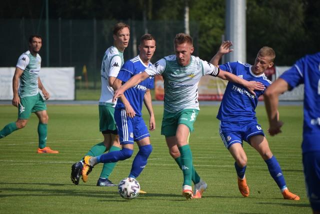 Warta Sieradz górą w Pucharze Polski