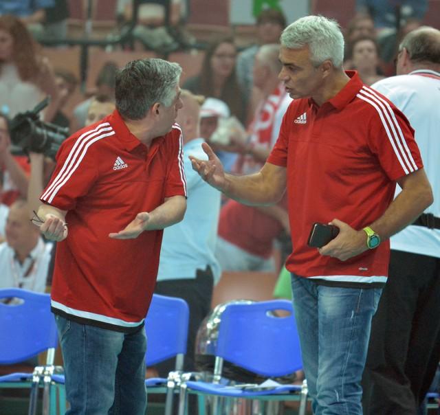 Raul Lozano i Andrea Anastasi chcieliby wrócić  na fotel selekcjonera reprezentacji Polski siatkarzy