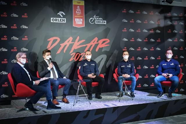 """ORLEN Team gotowy na Rajd Dakar 2021. """"Dysponujemy mocną bronią"""""""