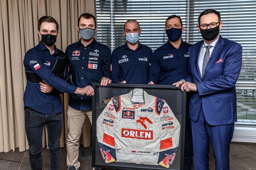 Orlen Team podsumowuje 43. Rajd Dakar. Historyczny start Jakuba Przygońskiego i Kamila Wiśniewskiego