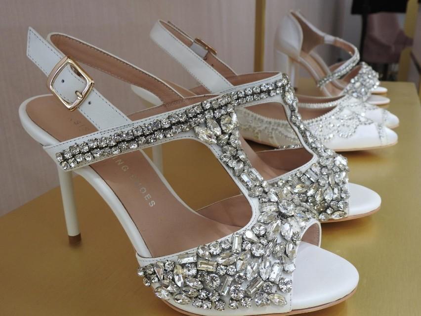 Buty marki Ksis wedding shoes to propozycja dla klientek...