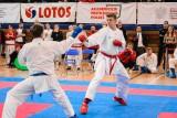 Akademickie Mistrzostwa Polski w karate. Mistrzowski tytuł   łódzkich zawodników