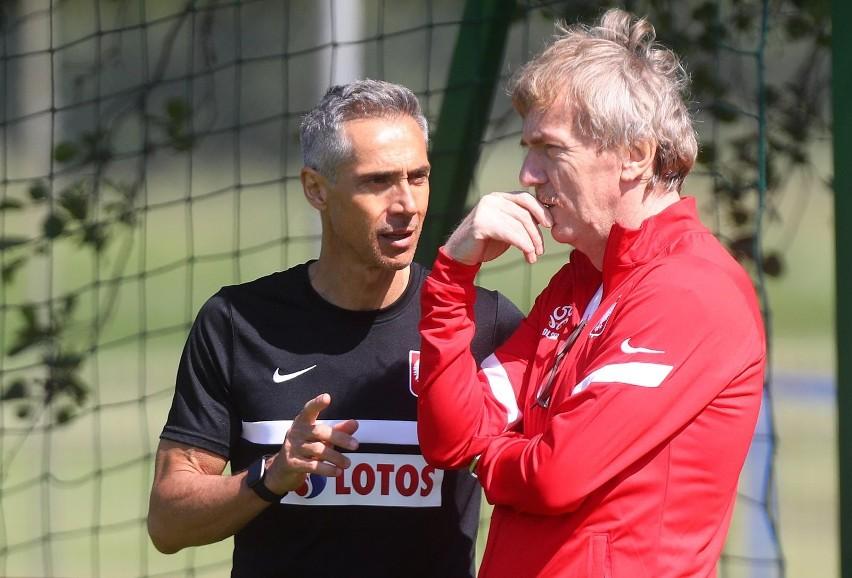 """Zbigniew Boniek zabrał głos w sprawie przyszłości Paulo Sousy: """"Ja go na pewno nie zwolnię"""""""