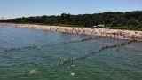 Ratownicy apelują: Nie zostawiaj ubrań na plaży! Rozpoczynamy wtedy akcję poszukiwawczą, a możemy być potrzebni komuś innemu