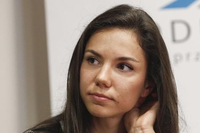 - Jestem kandydatką do medalu, ale nie czuję presji - mówi Joanna Jóźwik.