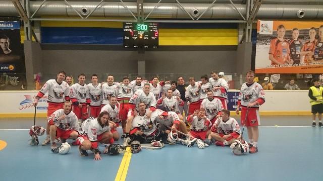 Polish Eagels na turnieju Mayor's Lax Cup 2017 w Pradze