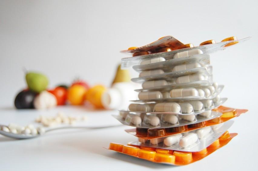 Z czym nie należy ich łączyć? Tabletek antykoncepcyjnych nie...