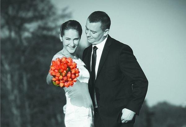 802d24896d Kasia i Artur w swojej ślubnej sesji postawili nie na piękno otoczenia
