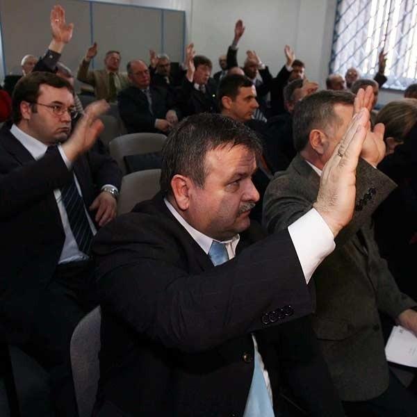 Radni powiatu głosowali niemal jednogłośnie w sprawie zgody na przyłączenie części Przybyszówki do Rzeszowa