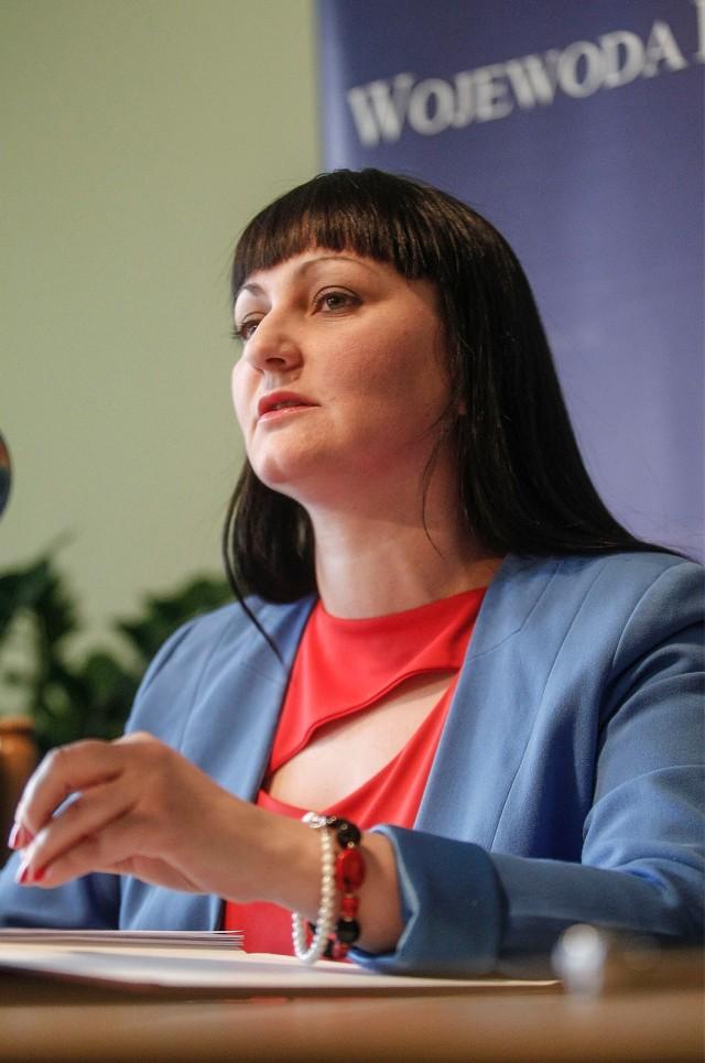 Małgorzata Chomycz-Śmigielska opuściła szeregi PO