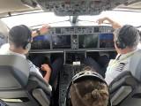 Lecieliśmy na pokładzie nowego samolotu Airbus A220 firmy Air Baltic [FOTOGALERIA, WIDEO] Czy LOT kupi ten oszczędny samolot do 150 miejsc?