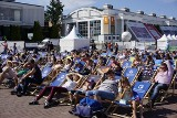 Strefa kibica na MTP w Poznaniu: Mecz Belgia - Anglia [ZDJĘCIA, WIDEO]