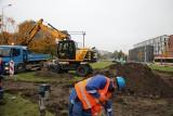 Gdańsk: Nowy ogród deszczowy zapobiegnie podtopieniom. Powstanie przy Węźle Groddecka