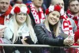Polska - Łotwa. Kibice na PGE Narodowym. ZOBACZ ZDJĘCIA