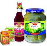 Owocowe i warzywne przetwory z Pińczowa