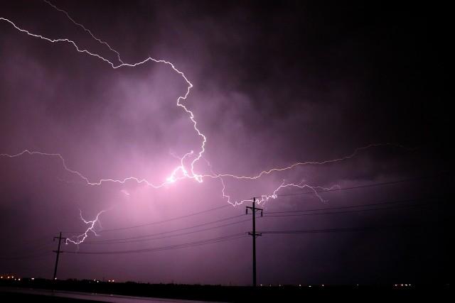 Synoptycy prognozują, że w poniedziałek, 10 lipca, przez lubuskie przejdą burze.