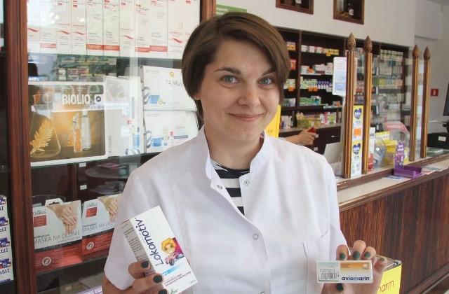 Farmaceuta Marta Jędrzejczak-Modlińska radzi, z czego korzystać