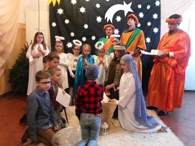 Spotkanie świąteczne mieszkańców Dzwonka, 15.12.2019