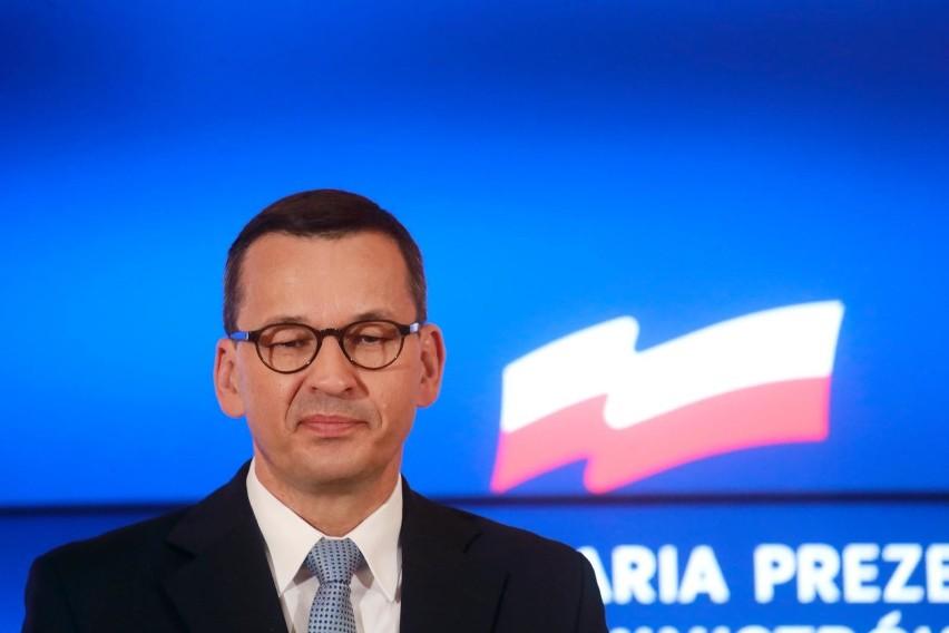 Polscy europosłowie rozmawiają o sytuacji na Białorusi. Dołączył do nich także premier