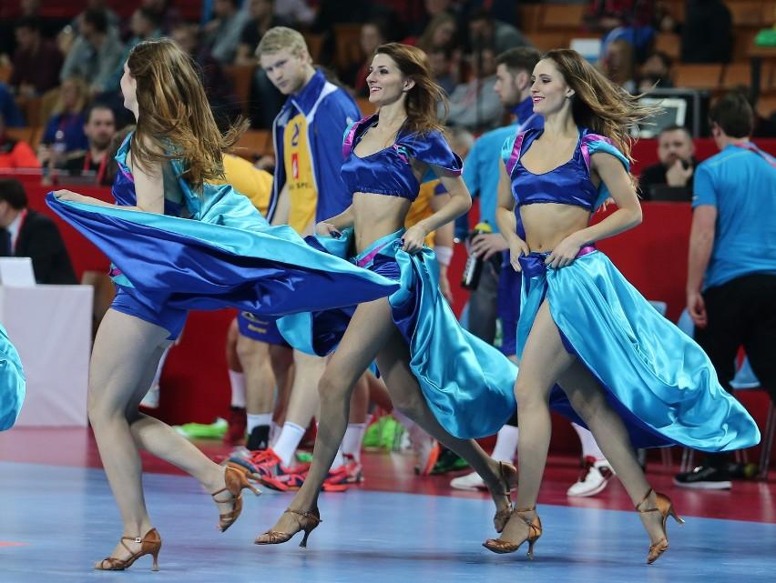 Cheerleaders Wrocław wystąpią na parkiecie Washington...