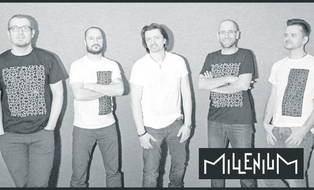 Gwiazdą tegorocznej dwudniowej imprezy w gniewkowskim Parku Wolności będzie grupa Millenium z Krakowa (na zdjęciu)