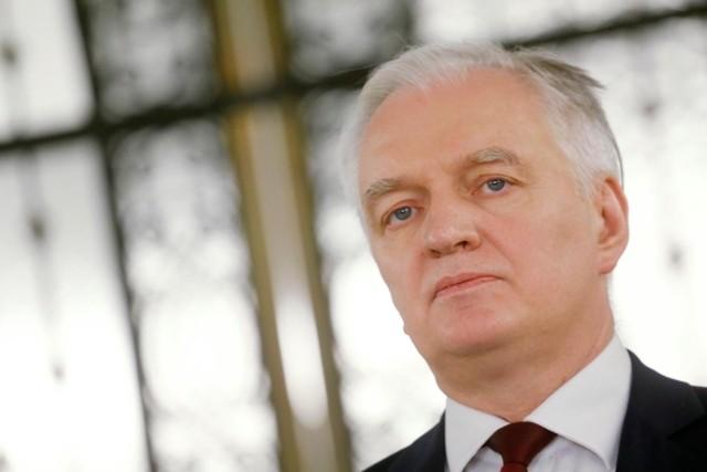 Jarosław Gowin nie odbierał telefonu. Prawdopodobnie zagłosuje przeciwko lub wstrzyma się od głosu.