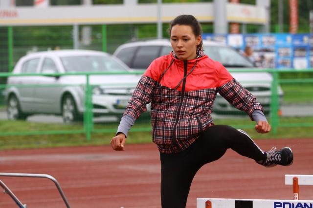 Agata Furman zajęła 3. miejsce w biegu na 400 metrów przez płotki.