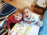 Zobacz jak przedszkolaki z Bielska Podlaskiego pracują i uczą się w domach [ZDJĘCIA, WIDEO]