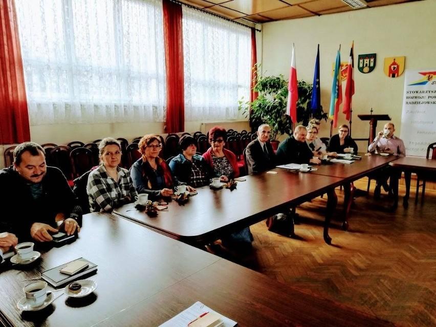 W Radziejowie spotkali się przedstawiciele organizacji pozarządowych - chcą działać razem, sprawniej i skuteczniej