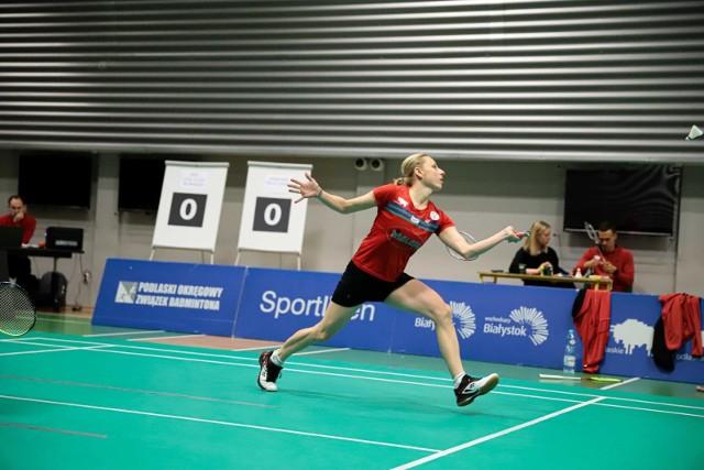 10-04-2021 bialystok badminton ossm bialystok litpol suwalki fot. wojciech wojtkielewicz/kurier poranny gazeta wspolczesna / polska press