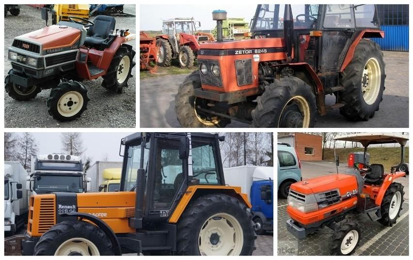 Przygotowaliśmy ponad 30 ofert ciągników rolniczych na...