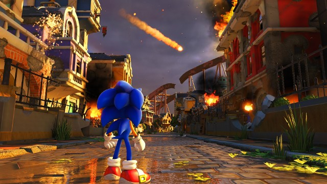 Sonic ForcesSonic Forces