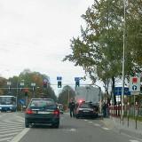 Krajowa droga 61 i 19 zablokowane. Ruch wahadłowy