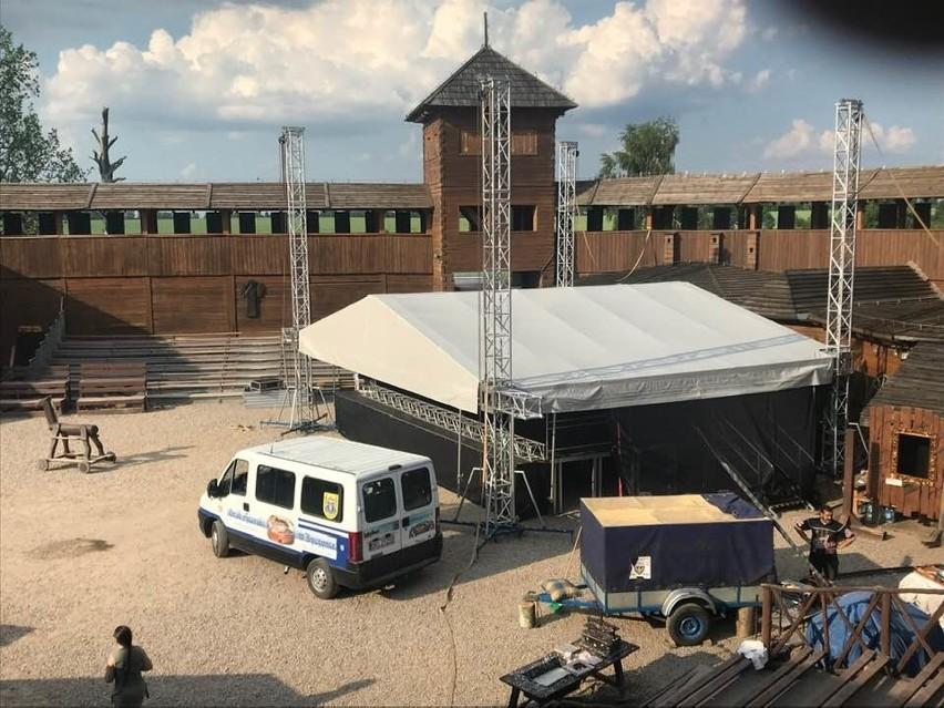 Festiwal metalowy po raz czwarty zostanie zorganizowany w grodzie rycerskim pod Byczyną.