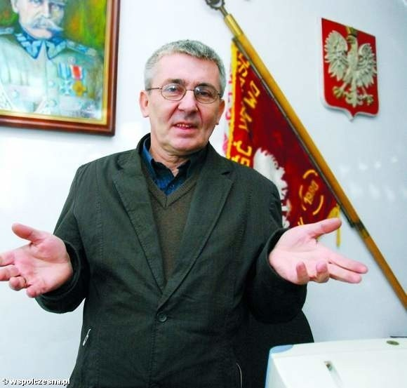 Będziemy walczyć o pracowników - zapewnia Tadeusz Łukian, przewodniczący Solidarności w Bison-Bialu
