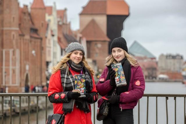 Stacjonarne puszki WOŚP 2021 w Gdańsku. Gdzie możemy je znaleźć? >>>