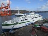 Gdynia. Prom Herjólfur wybudowany w Stoczni Crist został doceniony przez ekspertów. Prestiżowa nagroda magazynu Shippax