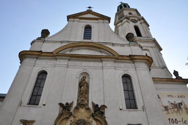 Kościół pw. Bożego Ciała w Oleśnie