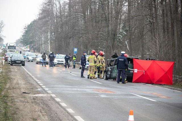 W Kujawsko-Pomorskiem w okresie świątecznym na drogach zginęły dwie osoby.