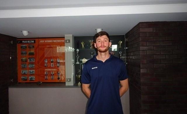 Piotr Brodawka w najbliższym meczu poprowadzi pierwszoligowe siatkarki KSZO Ostrowiec.